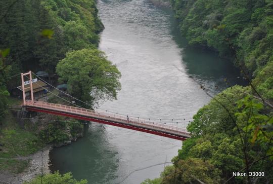 蛇滝~高尾山~小仏城山~弁天橋...